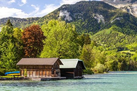 St. Wolfgang, Austria Stock Photo