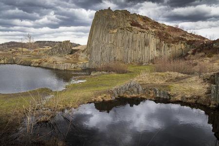 Panska skala, Kamenicky Senov, Czech republic