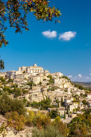 Gordes, Provence, France 写真素材 - 122012344