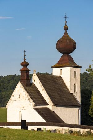 church in Zehra, Spis region, Slovakia