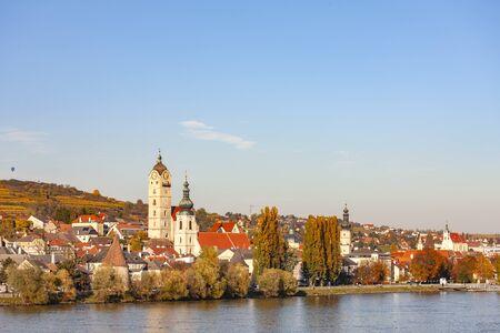 Krems an der Donau in Wachau Valley, Lower Austria, Austria