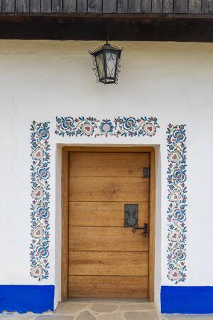 wine cellars, Vlcnov, Czech Republic