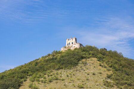 Turna nad Bodvou ruins, Slovakia