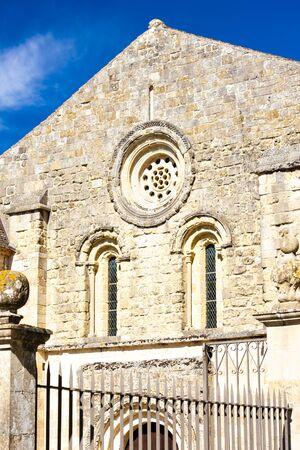 Flaran Abbey (Abbaye de Flaran) in southern France