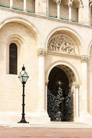 Pecs Cathedral, Baranya County, Hungary Stock Photo