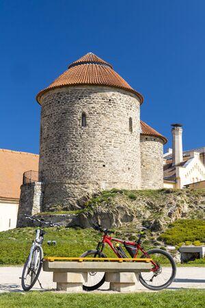 Rotunda of the Holy Catherine, Znojmo, South Moravia Czech Republic