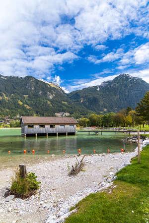 Achensee, Schwaz District, Tyrol, Austria 写真素材
