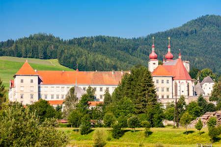 St. Lambrecht's Abbey in Styria, Austria