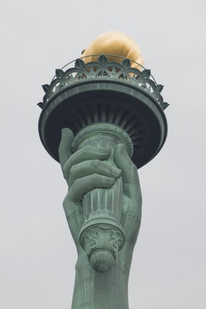 lady liberty photo