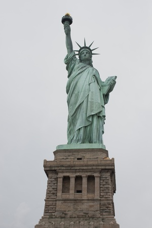 lady liberty: libertad de la se�ora