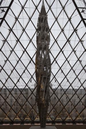 obelisco: glass architecture