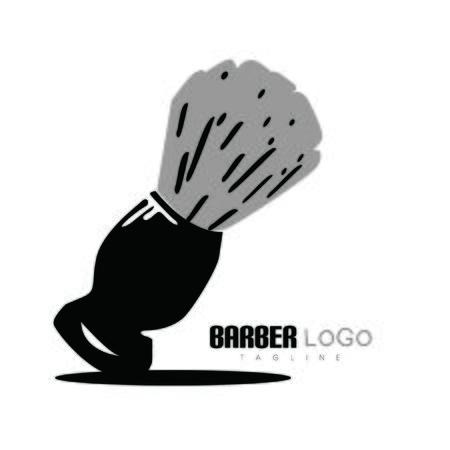barbershop: Barbershop symbol template icon