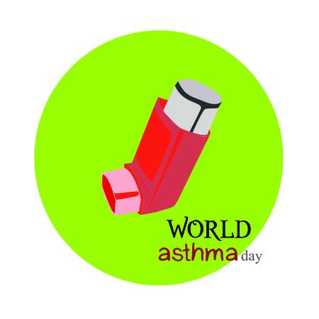 alveolos: Día mundial del asma