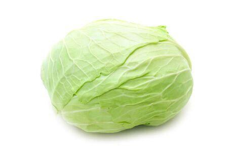 Jaroma Cabbage Isolated On White