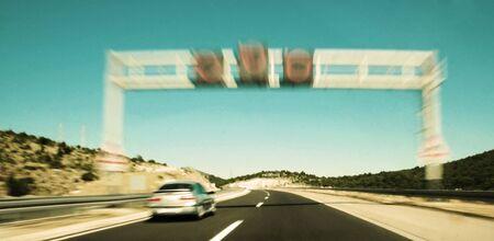 fast lane: Carril R�pido