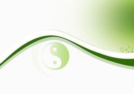 yang style: Yin & Yang Layout