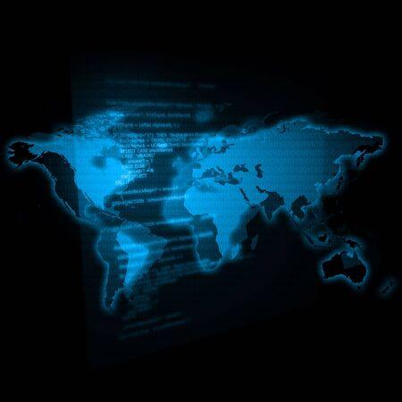 technic: IT World Blue