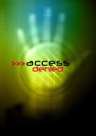 refused: Acceso Negado