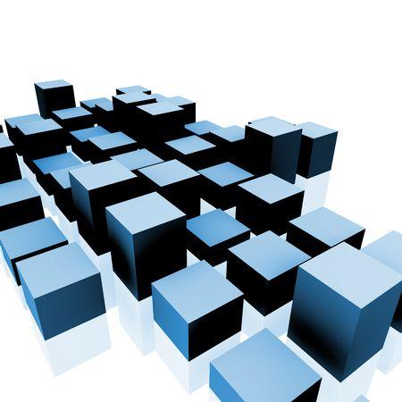 cuboid: 3D Cubes