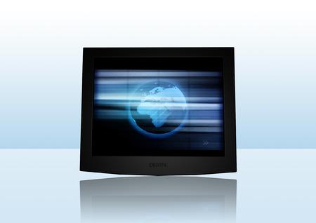 internet terminals: Modern Screen