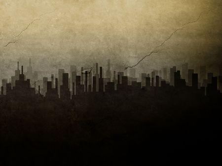 dramatically: Grunge City
