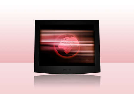 dvi: Modern Screen