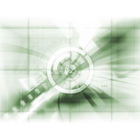 Abstract Tech Stok Fotoğraf