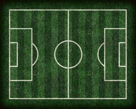 Voetbal / Voetbal Veld