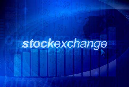 Stock Exchange photo