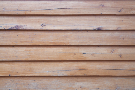 wooden partition: The brown wooden partition background Stock Photo