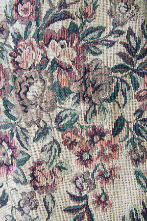 The background of the thai silk pattern