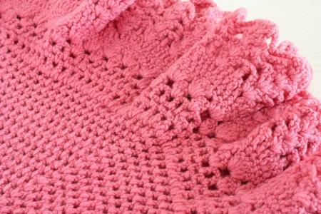 grandma s shawl photo