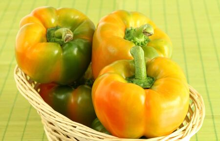 bell peppers: bell peppers