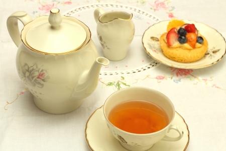 tea time Stock Photo - 15195754