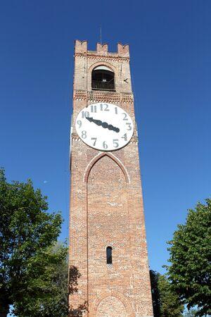 igrave: Belvedere tower in Mondovi Grave