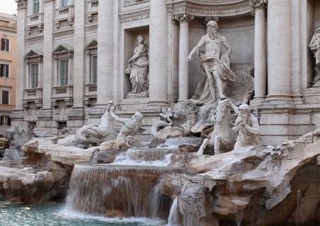 bernini: The Trevi Fountain in Rome