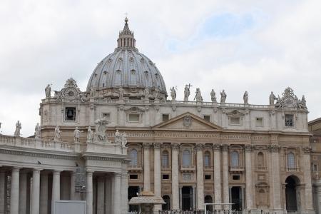 francesco: St Peter Basilica