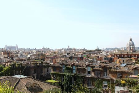 Roofs of Rome