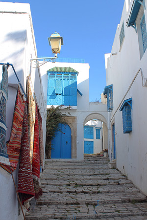 Sidi Bou Said,Tunisia photo