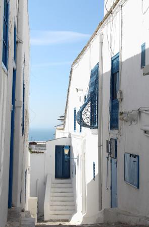 Sidi Bou Said,Tunisia photo