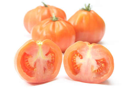 beefsteak: Beefsteak tomatoes