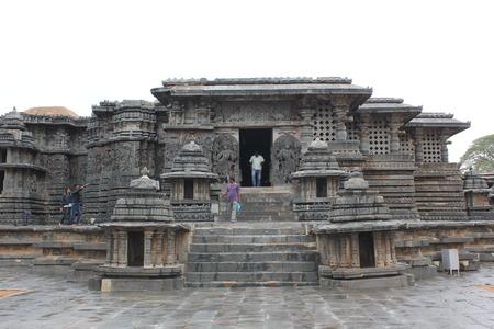 External View of Hoysaleswara Temple