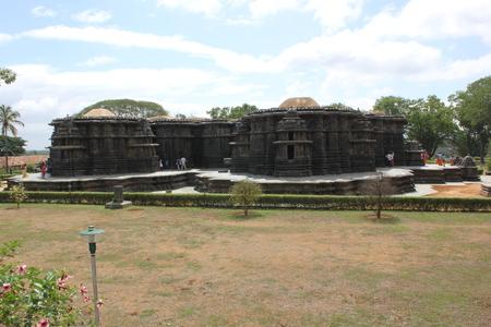 Hoysaleswara Temple - Halebidu, India
