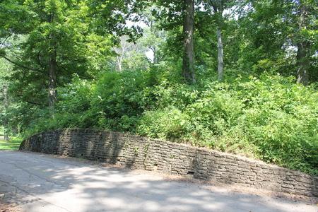 フォート ・ エンシェント文化の偉大なゲートウェイの壁