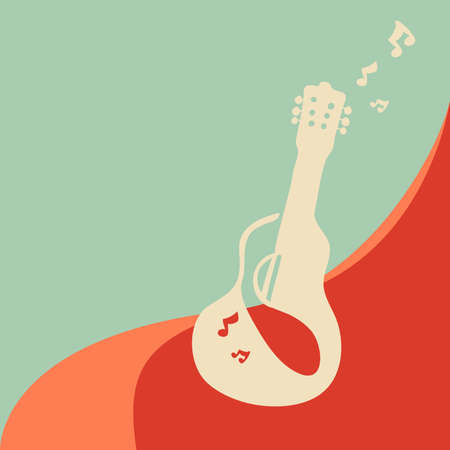 tercet: guitar icon