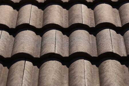 construction material: roof background pattern