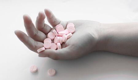 droga: sobredosis de droga