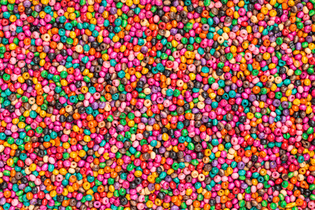 colorful beads: Colorful beads,background Stock Photo