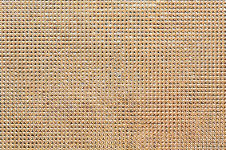 sumptuous: gold sequins mosaic pattern,background