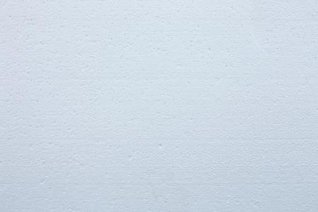foamed: white foamed polystyrene sheet,background Stock Photo